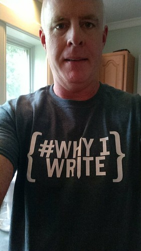 Why I Write TShirt