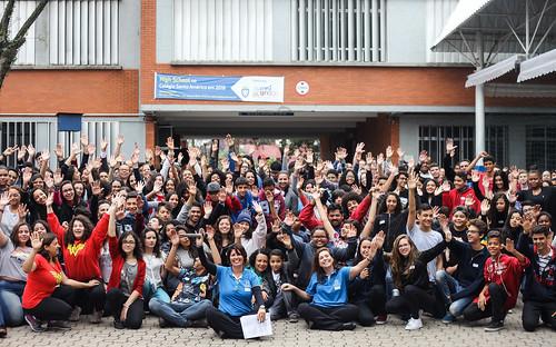Ismart Online - 3º encontro dos alunos de SP (2017)