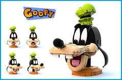 GOOFY LEGO FOTO 1