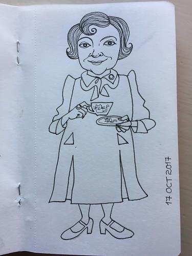17 - Dolores Umbridge