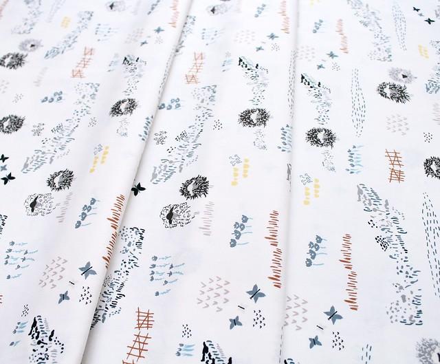 Art Gallery Fabrics Lambkin Lambscape Yonder