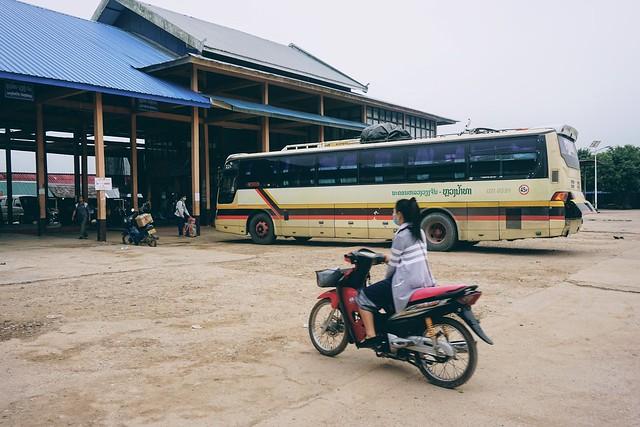 Vang Vieng Bus Station