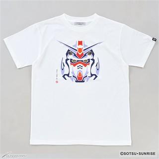 超酷的「鋼彈 x 歌舞伎」和風設計!STRICT-G《機動戰士鋼彈》JAPAN T-Shirts、茶碗(Tシャツ、湯呑)