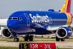 Southwest B737-800 N8691A HOU-2