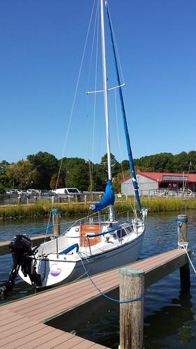 #5012 S2 Sailboat