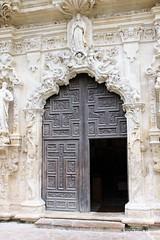 Main Entrance Doors and Facade