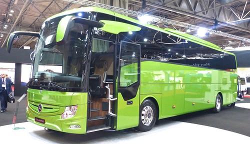 'Coach & Bus UK17' Mercedes-Benz Tourismo RHD /1 on 'Dennis Basford's railsroadsrunways.blogspot.co.uk'