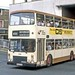 South Yorkshire PTE: 2449 (B449CKW) leaving Doncaster Bus Station