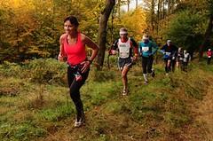 KTRC výprava zádumčivým Českým lesem se protahuje na půlmaraton