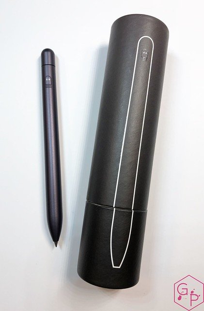 Review @BaronFig Limited Edition Squire The Insightful Spectre Rollerball Pen 11