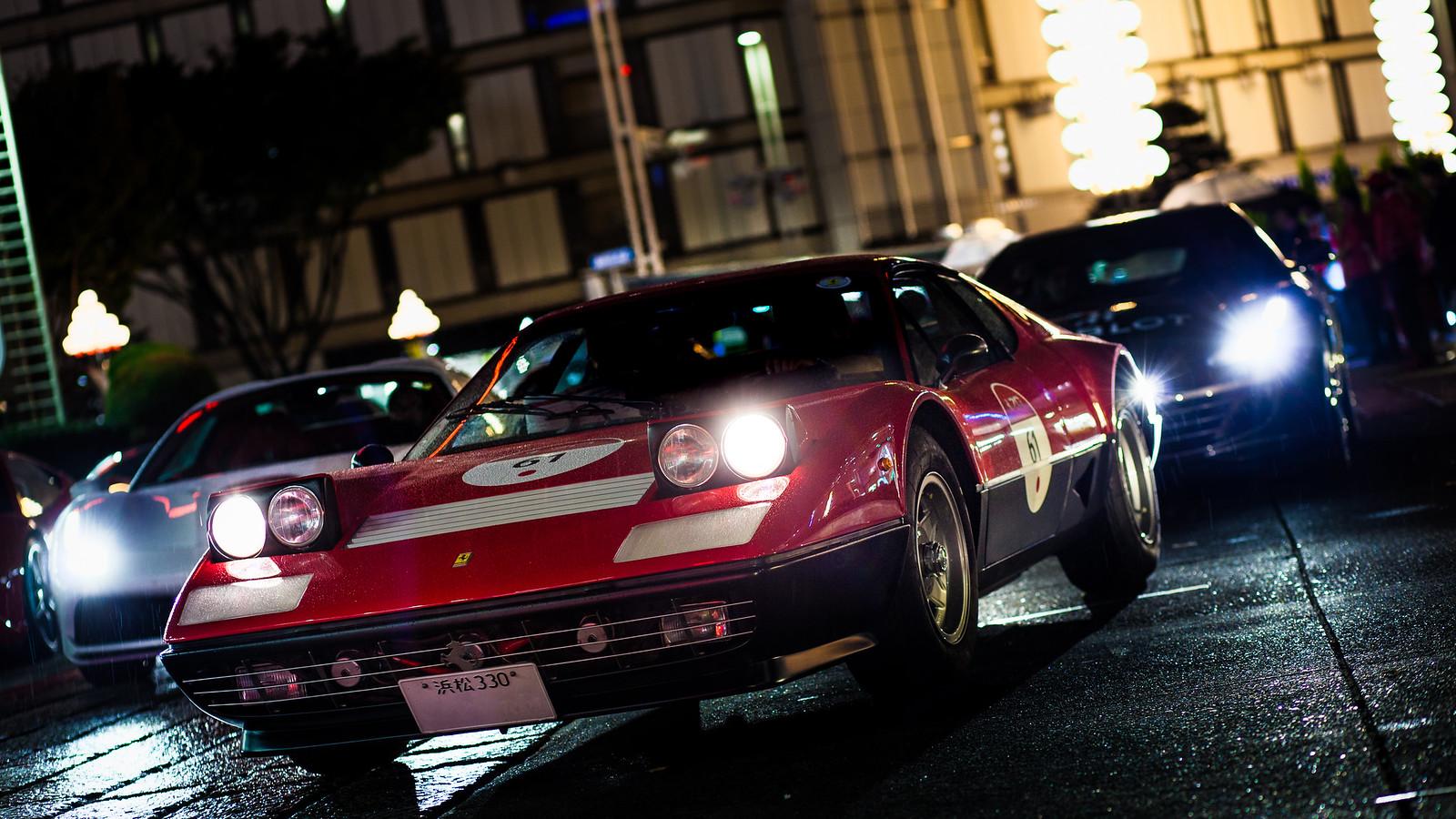 Ferrari 70th anniversary in Japan - 512BB
