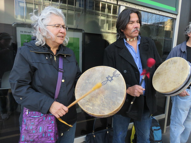 Indigenous-Led Pipeline Divestment Day of Action