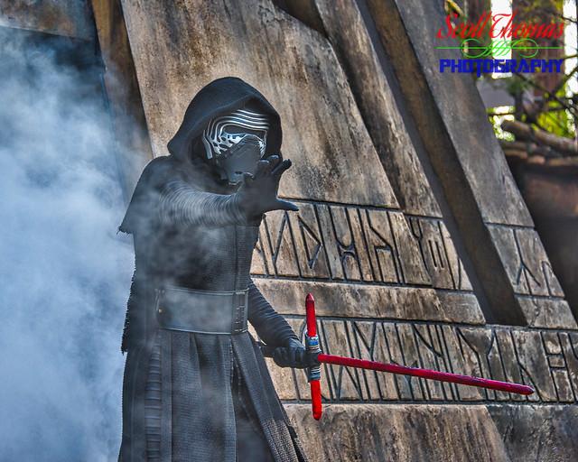 Dark Side Strikes