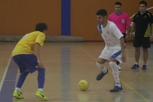 La Palma-Multigraphic Dos Hermanas fútbol sala