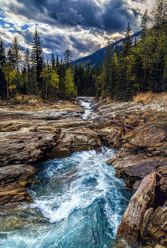 Rocks Never Regret the Waterfalls