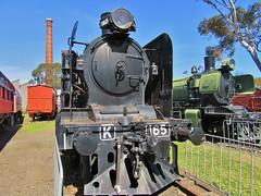 K165 - Newport Railway Museum – 14.10.17
