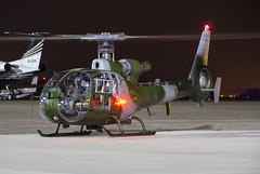 EGWU - Aérospatiale SA341B Gazelle AH1 - Army Air Corps - XZ345