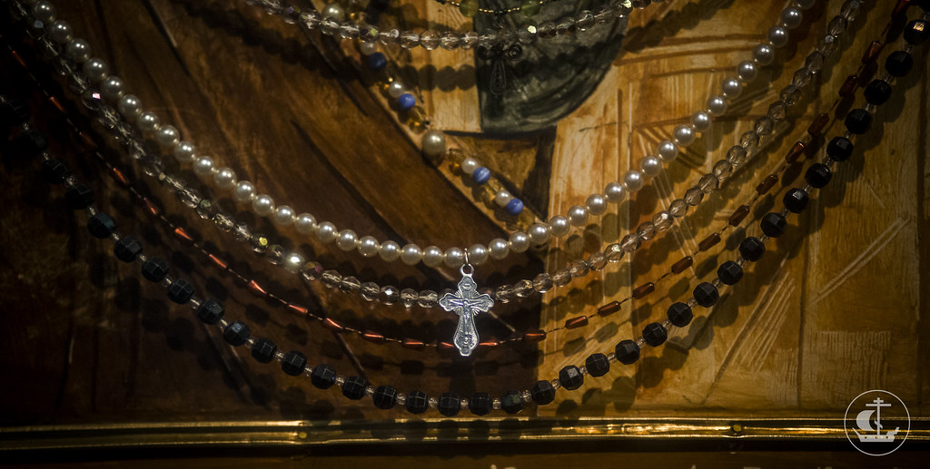 18 октября 2017, Литургия в Казанском соборе / 18 October 2017, Divine Liturgy in the Kazan Cathedral