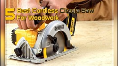 5 Best cordless circular saw head to head comparison | Best cordless circular saw 2017 reviews