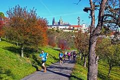 Hudec opanoval City Cross Run & Walk Prague. Kratochvílová ženskou kategorii
