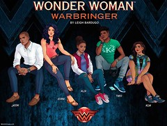 Leigh Bardugo's Wonder Woman Warbringer
