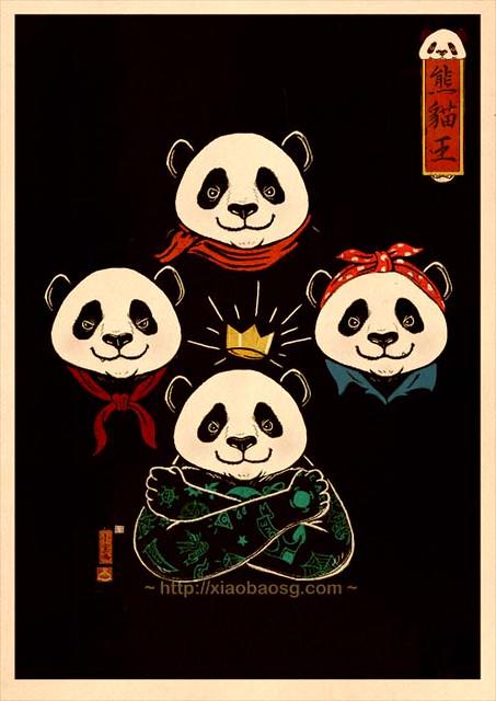 Panda Rhapsody