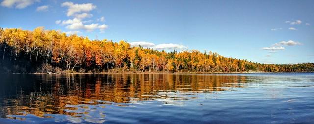 Fall Canoeing, Sony DSC-T90
