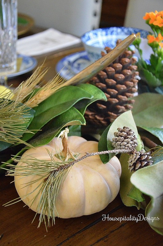 Fall Tablescape Centerpiece-Housepitality Designs