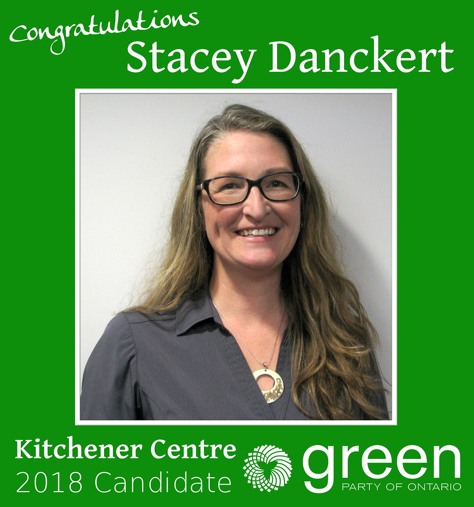 Congrats Stacey
