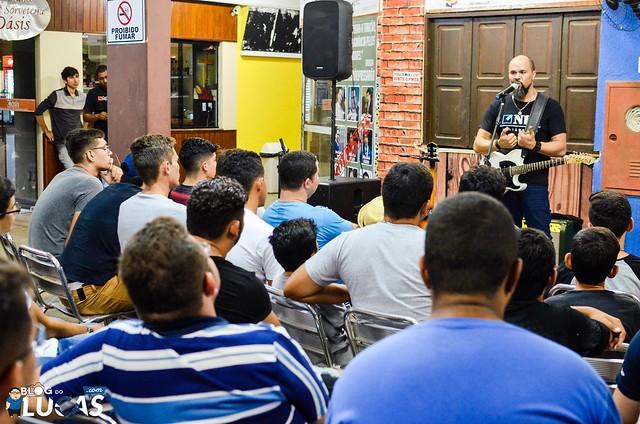 Workshop com Cacau Santos em Mossoró/RN