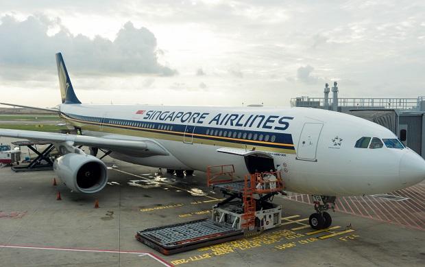 171028 シンガポール航空A330-300