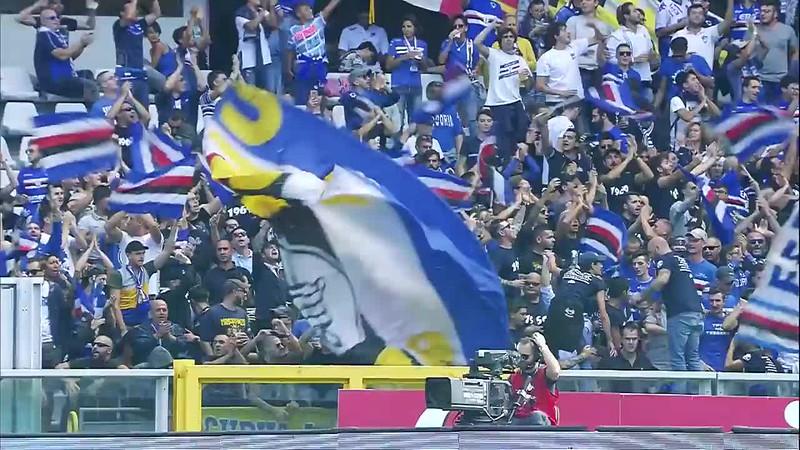 Torino - Sampdoria - 2-2 - Matchday 4 - ENG - Serie A TIM 207-18