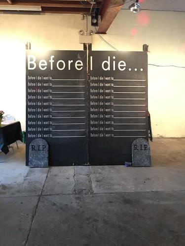 2017 #BeforeIDie