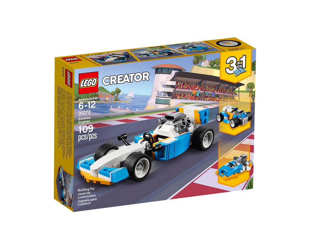 LEGO Creator 31072 - Extreme Engines