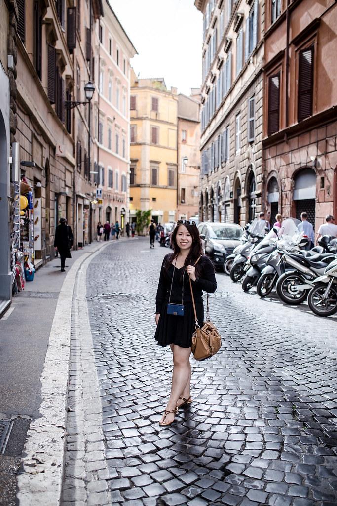 Rome – Angelino ai Fori