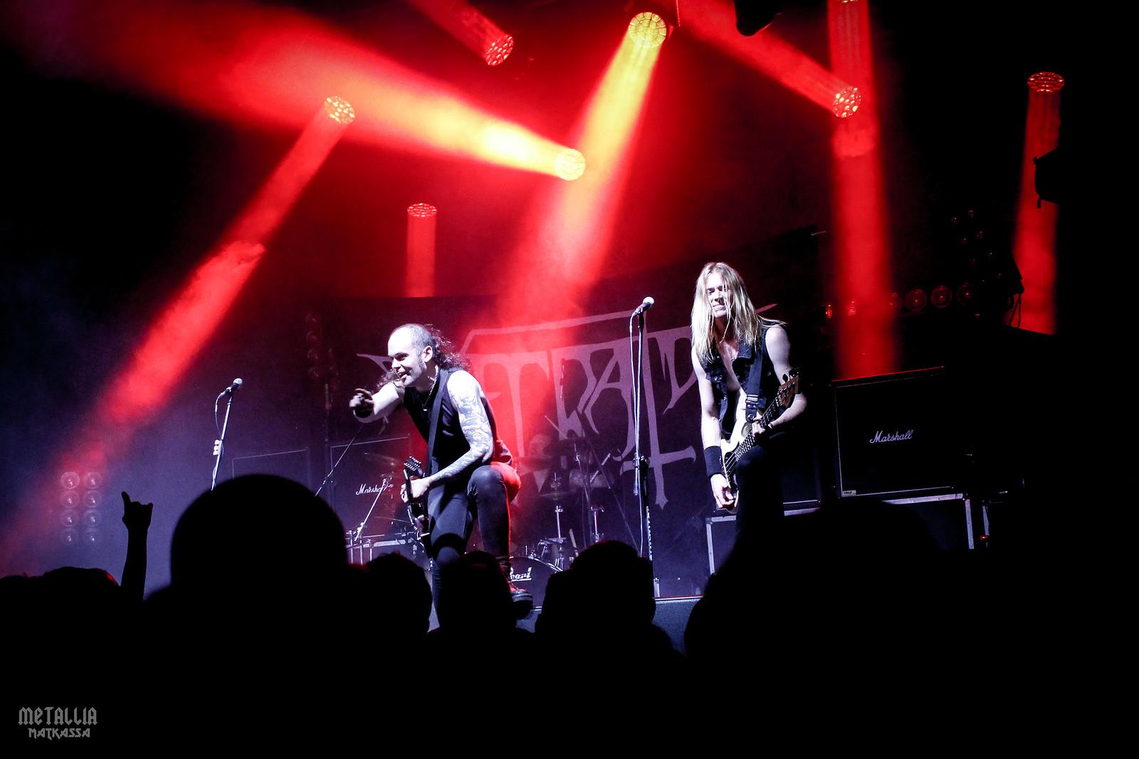 desecrator, thrash metal band, A2 wroclaw, A2 centrum koncertowe