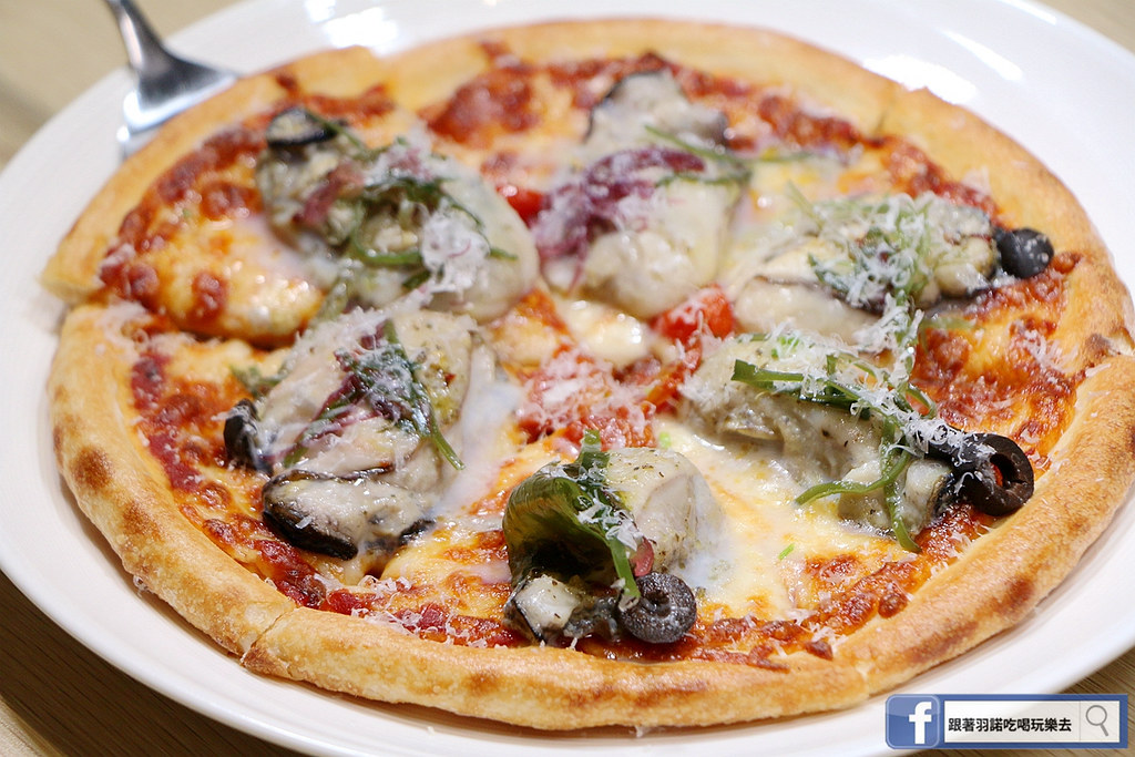 Pizzeria 義大利米蘭手工窯烤披薩餐廳096