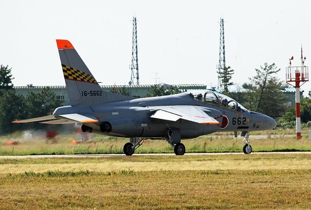 第1航空団 第31教育飛行隊 T-4 16-5662 IMG_4175_2