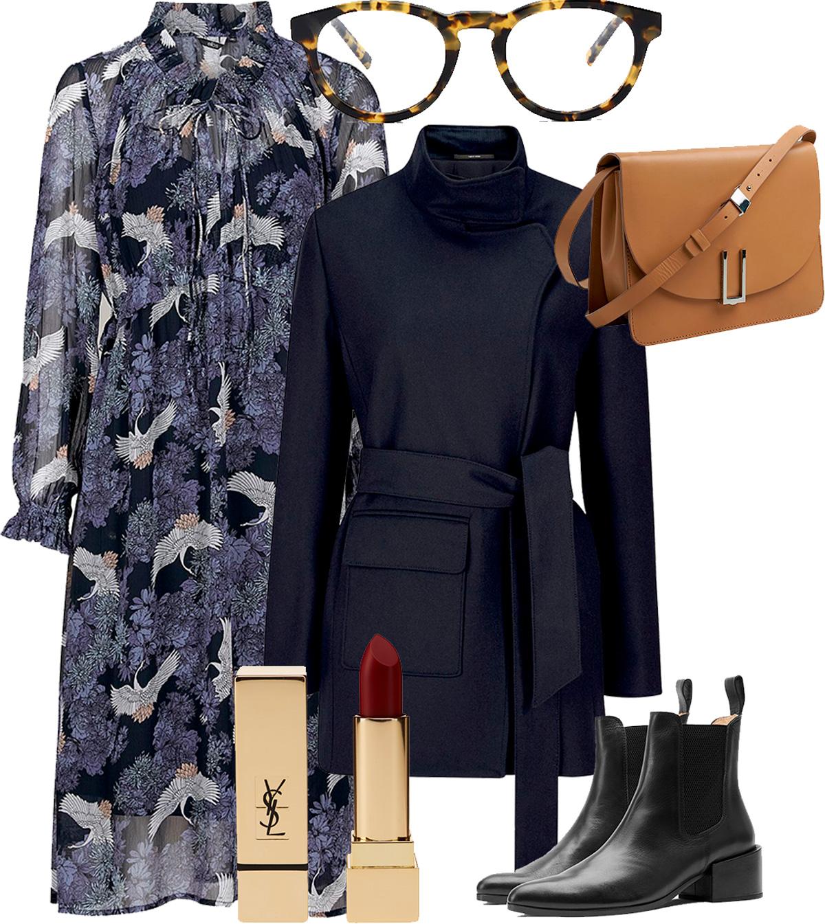 Woolen elegance