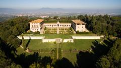 Parco di Villa Caruso di Bellosguardo