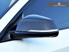 Auto Tecknic Carbon Mirror Covers E84 X1 | F20 1 Series | F22 2 Series | F30 3 Series | F87 M2 | F32/6 4 Series
