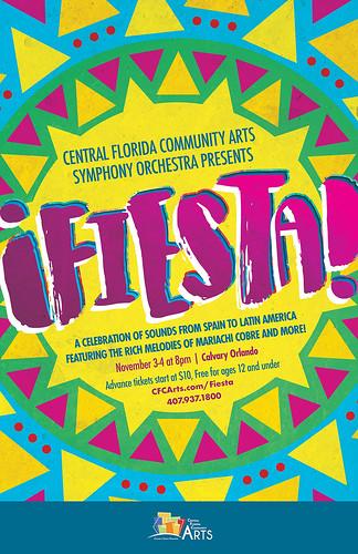 ¡Fiesta! – A Celebration of Sound with the CFCArts Symphony