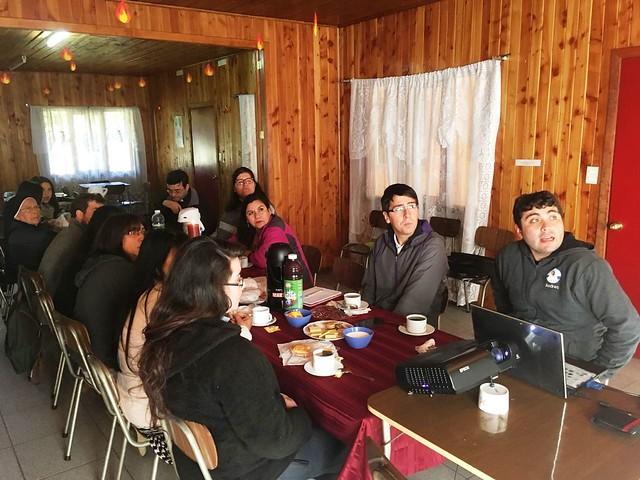 2017 III Reunión de Coordinadores
