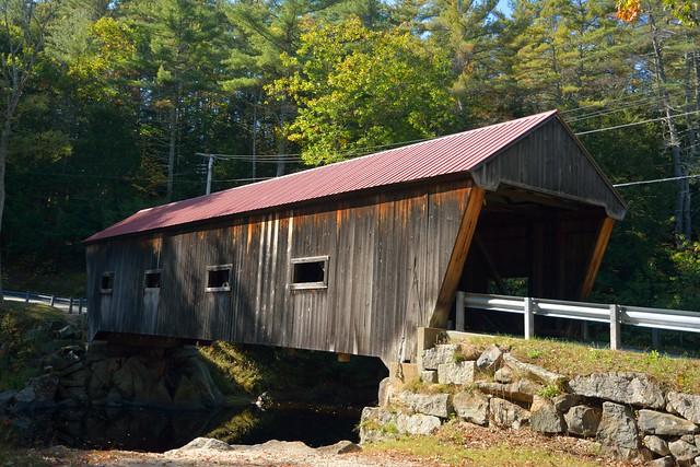 Dalton Covered Bridge, NH