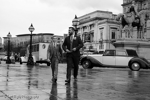 St George's Hall, Liverpool - Wedding - 30th September 2017