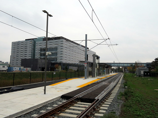 University of Waterloo Station