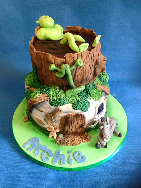 Cake by Bubba's cakes