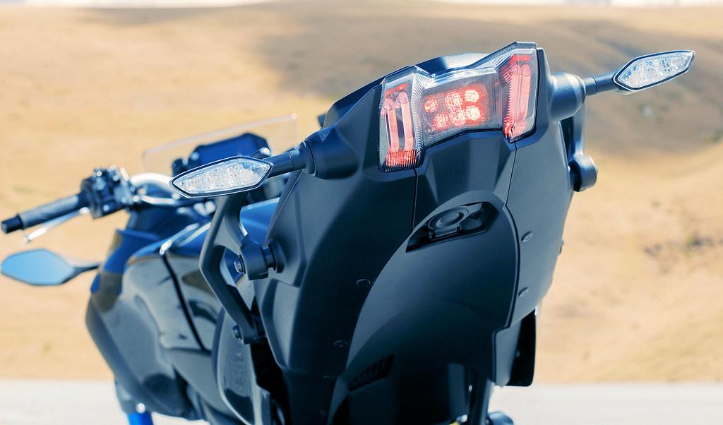 Yamaha Niken 900 2018 - 19