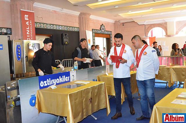 6. Alanya Belediyesi ve Altın Kepçe Uluslararası Yemek Yarışması başladı-4