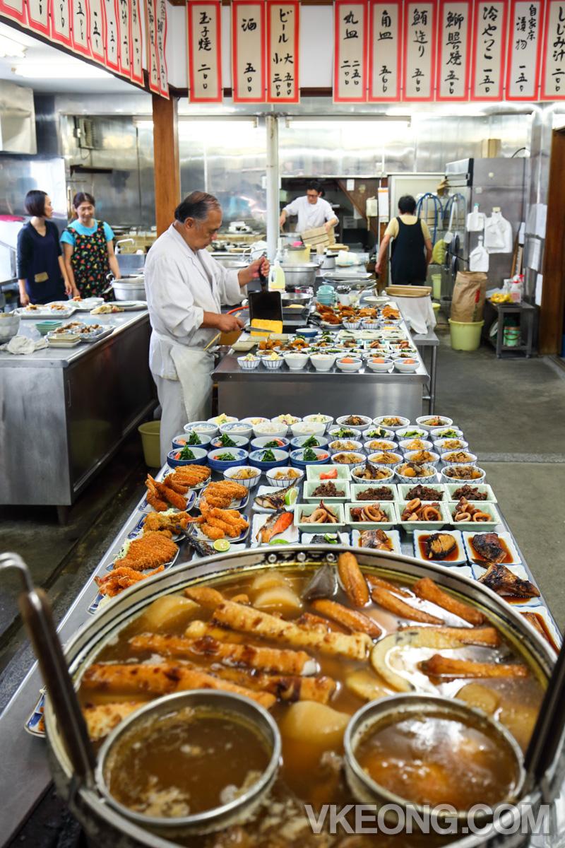 Ginshari-ya Geko-tei-Japanese-Dishes